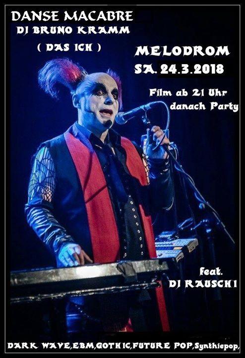 Danse Macabre (DJ Bruno Kramm ( DAS ICH ) feat. DJ Rauschi) - Kino & Party