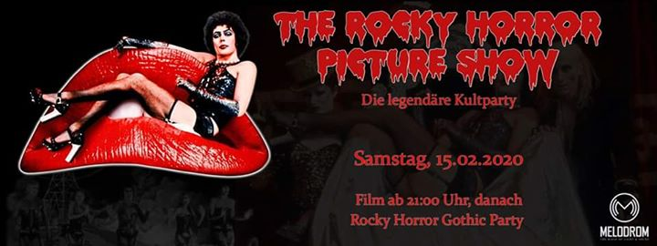 The Rocky Horror Picture Show Gothic Party @Melodrom Kaufbeuren
